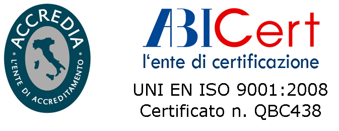 Logo UNI EN ISO 9001 colore CL CONGLOMERATI LUCCHESI